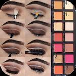 Eye makeup tutorial Icon