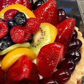 Summer Tart Dessert by Lope Piamonte Jr - Food & Drink Candy & Dessert (  )