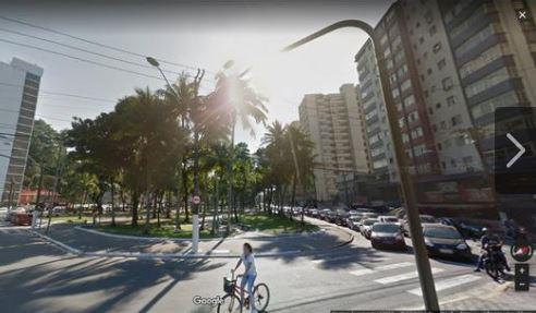 Kitnet com 1 dormitório à venda, 35 m² por R$ 137.000 - Biquinha - São Vicente/SP