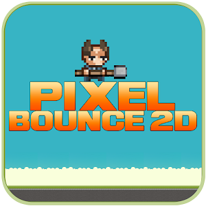Download Pixel Bounce 2D game For PC Windows and Mac
