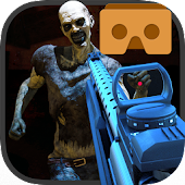 Game Zombie Graveyard VR Shooting APK for Kindle