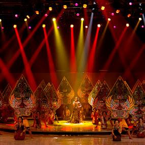 Javanese Wayang by Vincentius Hioe - News & Events Entertainment