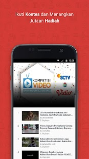 App Vidio - Nonton TV & Video apk for kindle fire