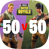 Guide FORTNITE 50vs50  Game