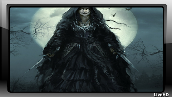 Witch Wallpaper APK for Ubuntu