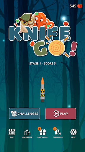 Knife Go! For PC