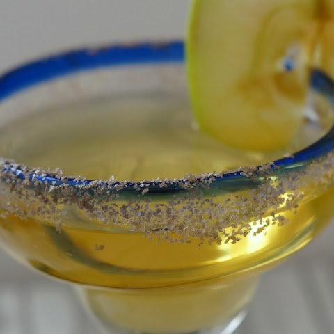 Smoked Apple Margarita