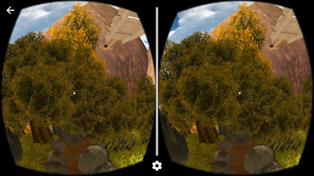 VR Heights Phobia apk screenshot