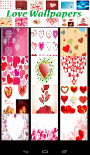 Cute Love Wallpapers - screenshot
