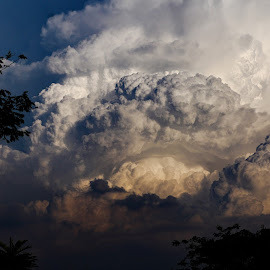 Magnificent by Bernard Tjandra - Landscapes Cloud Formations