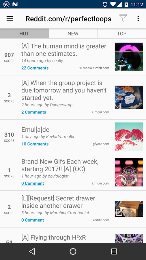 Gif Player - OmniGif Pro Screenshot 2