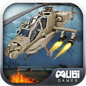 Download Android Game Gunship Helicopter 3D for Samsung
