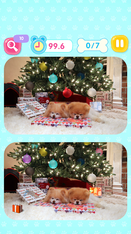 android Boo & Friends Spot Differences Screenshot 7