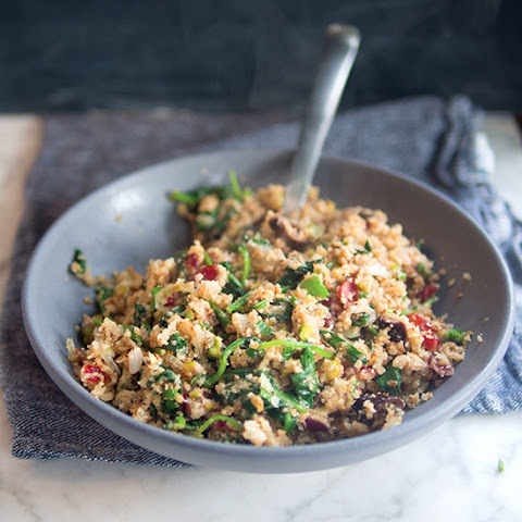 Skinny Cauliflower Couscous