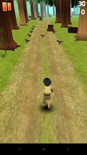 Belum Rainforest Runner - screenshot
