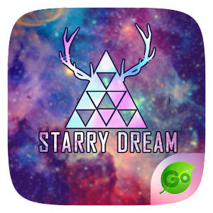 Starry Dream GO Keyboard Theme for PC-Windows 7,8,10 and Mac
