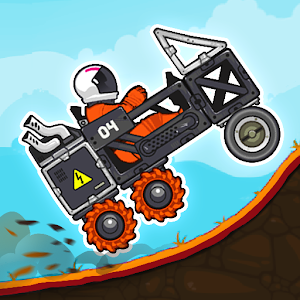 RoverCraft Race Your Space Car For PC / Windows 7/8/10 / Mac – Free Download