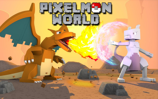 Exploration of Pixelmon World For PC