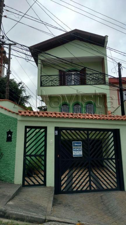 Sobrado Vila Valparaíso Santo André