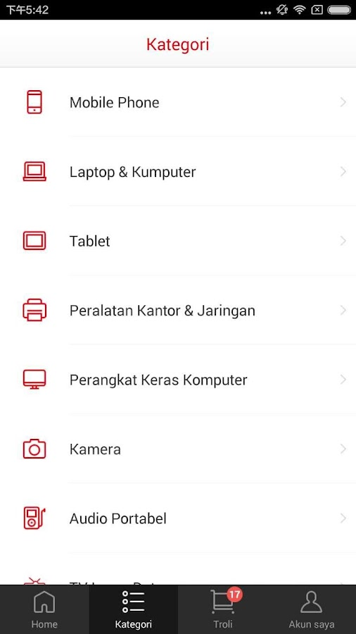 JD.id – Online Shopping Mall Screenshot 7