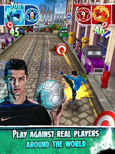 Cristiano Ronaldo: Kick'n'Run APK for Bluestacks