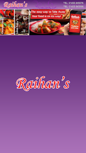 Raihans Online - screenshot