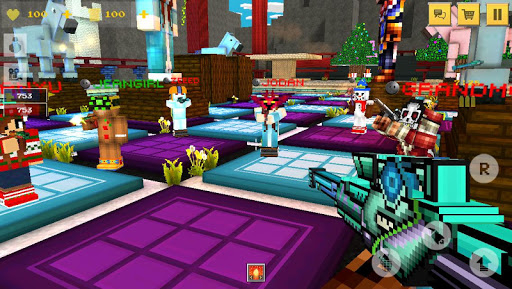 Block Force - Cops N Robbers screenshot 13