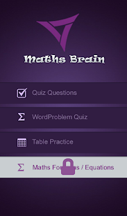 Maths Brain - screenshot
