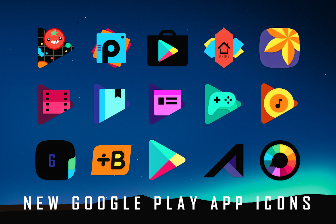 Atomic Icon Pack Screenshot 5