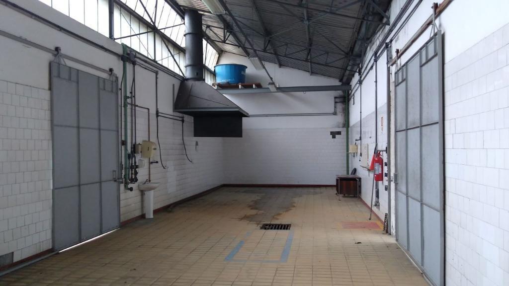 Galpão industrial para locação,São Bernardo do Campo