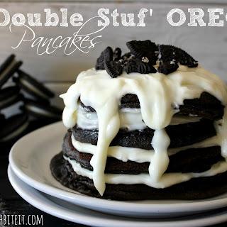 Oreo Pancakes Recipes