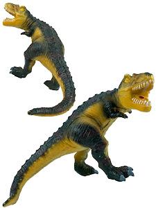 """Игрушка-фигурка серии """"Город Игр"""", динозавр тираннозавр L, со звуком"""