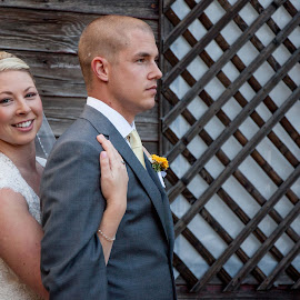 Simple 1 by Micah Robertson - Wedding Bride & Groom ( monte verde inn, foresthill, amazing brides, natural lighting, rustic )