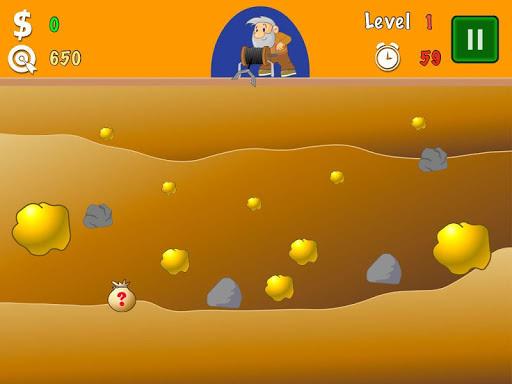 Gold Miner - screenshot