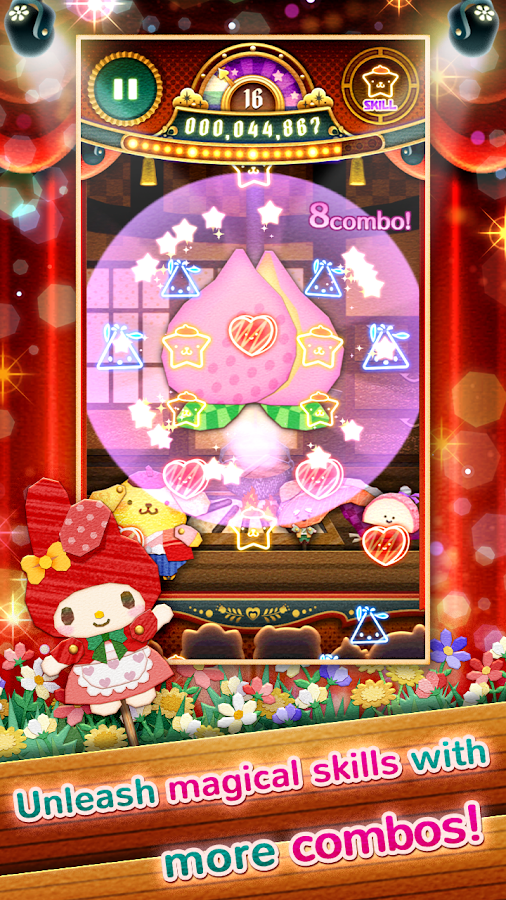 Hello Kitty : Fantasy Theater Screenshot 2