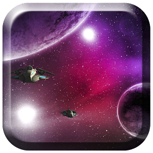 Space Attack 3D Live Wallpaper
