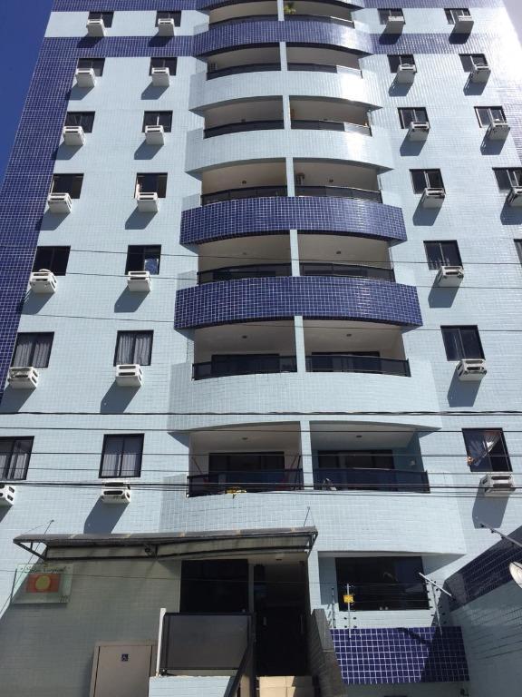 Apartamento com 3 dormitórios à venda, 86 m² por R$ 275.000 - Bessa - João Pessoa/PB