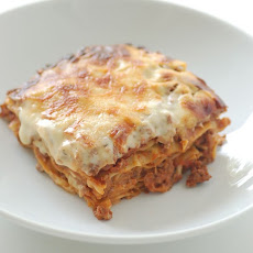 Easy No Boil Lasagna