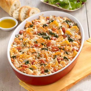Chicken Artichoke Rice Casserole Recipes