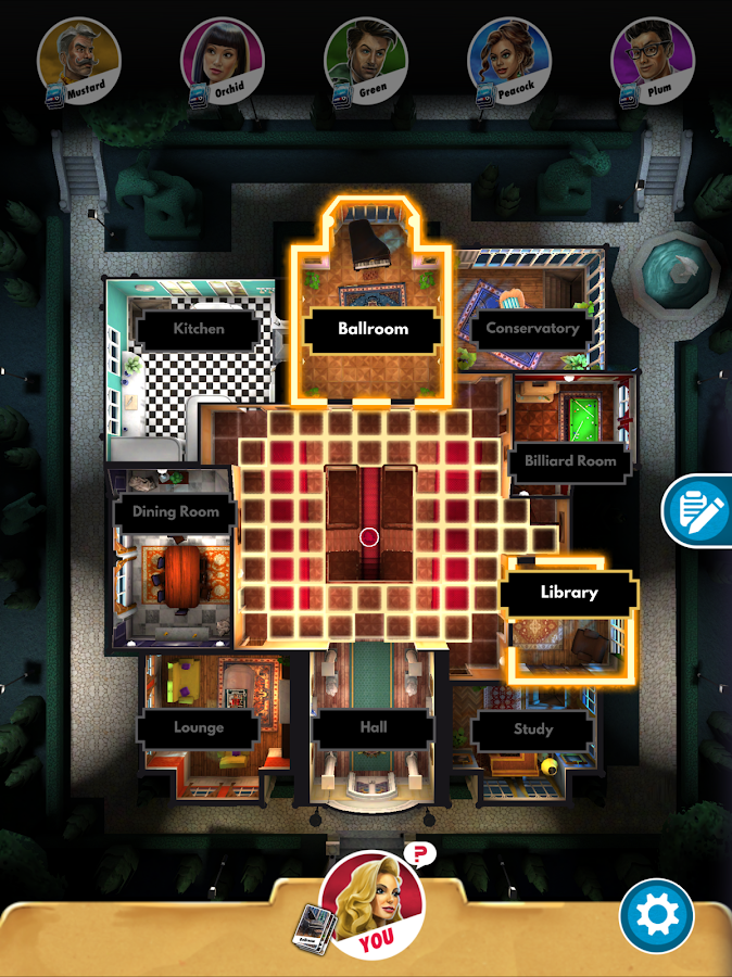 Clue Screenshot 9