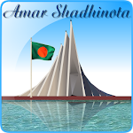 Amar Shadhinota Live Wallpaper Icon