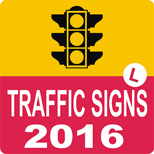 Cover art Traffic Signs 2016 UK
