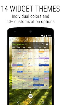 Business Calendar 2 APK screenshot thumbnail 5