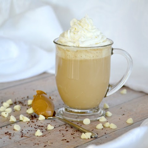 Cookie Butter White Chocolate Mocha