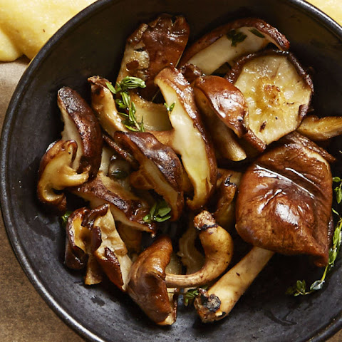 Savory Mushroom Medley with Thyme