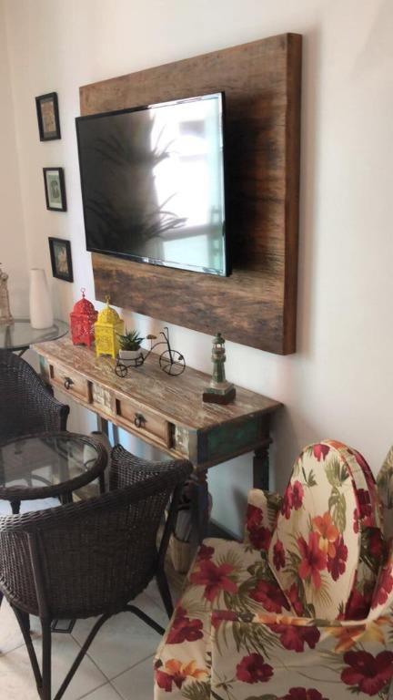 Apartamento com 2 dormitórios para alugar, 86 m² - Praia do Forte - Cabo Frio/RJ