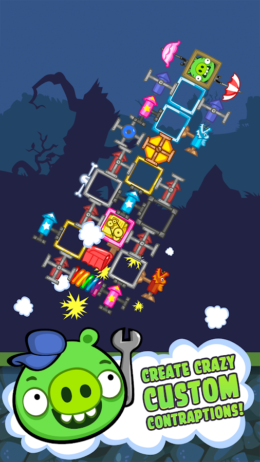 Bad Piggies HD Screenshot 11