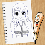 How to Draw Manga Anime 1.0 Apk