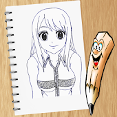 App How to Draw Manga Anime APK for Windows Phone