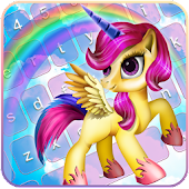 Sweet Little Pony Keyboard APK Descargar